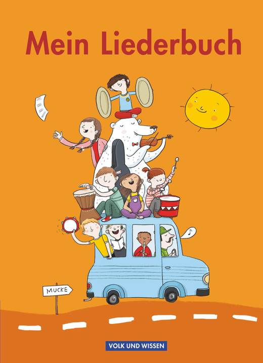 Mein Liederbuch - Schülerbuch
