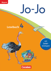Jo-Jo Lesebuch - Grundschule Bayern - Ausgabe 2014
