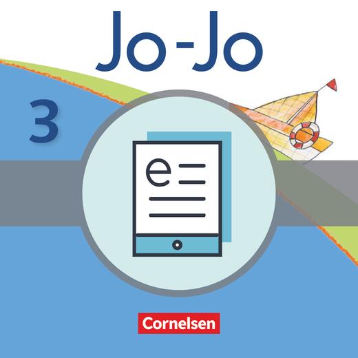 Jo-Jo Sprachbuch - Schülerbuch als E-Book - 3. Jahrgangsstufe