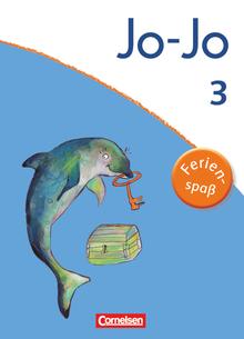 Jo-Jo Sprachbuch - Ferienspaß mit Jo-Jo - Übungsheft - 3. Schuljahr