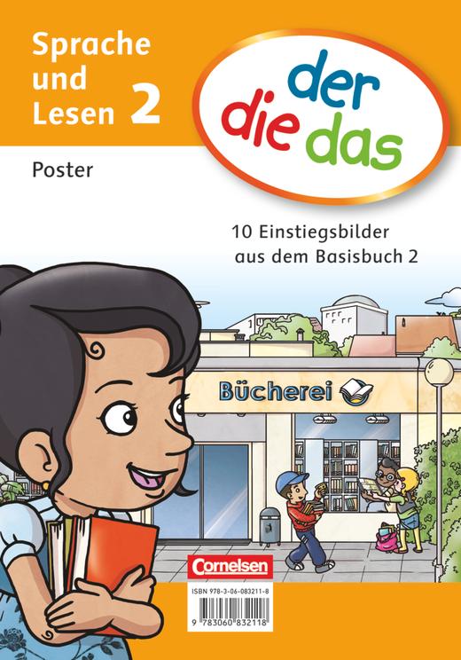 der-die-das - Poster - 2. Schuljahr