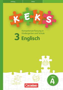 KEKS - KEKS 3 - 15 Testhefte A - 3. Schuljahr