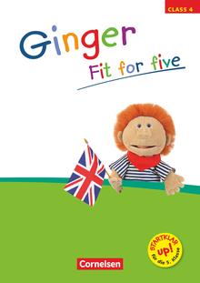 Ginger - Fit for five - Übungsheft - 4. Schuljahr