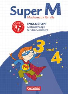 Super M - Inklusion - Materialmappe für den Unterricht - 3./4. Schuljahr