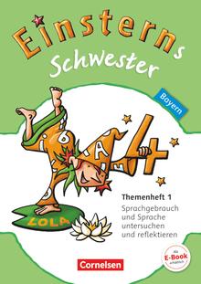 Einsterns Schwester - Sprache und Lesen - Bayern