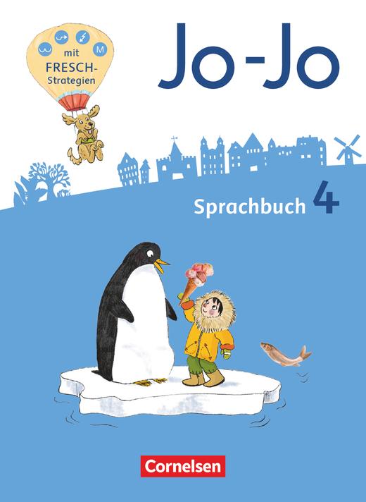 Jo-Jo Sprachbuch - Sprachbuch - 4. Schuljahr