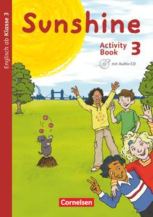 Sunshine - Activity Book - 3. Schuljahr
