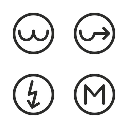 Jo-Jo Sprachbuch - Stempel Rechtschreibstrategien - 1.-4. Schuljahr