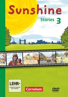 Sunshine - Stories - Video-DVD - 3. Schuljahr