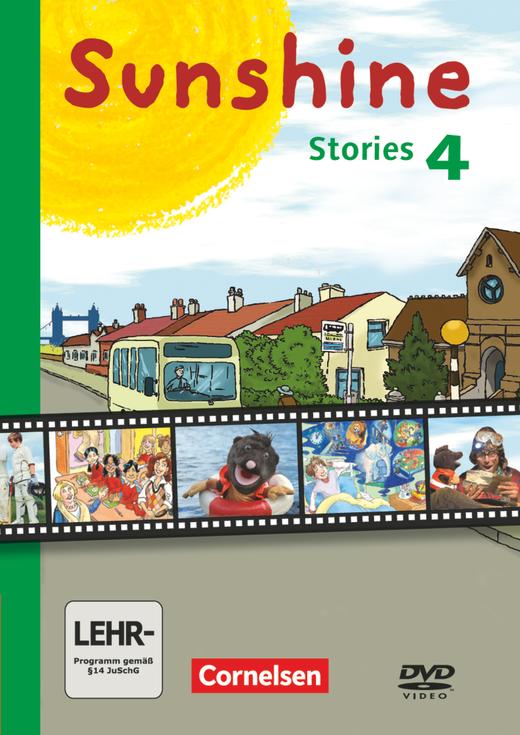Sunshine - Stories - Video-DVD - 4. Schuljahr