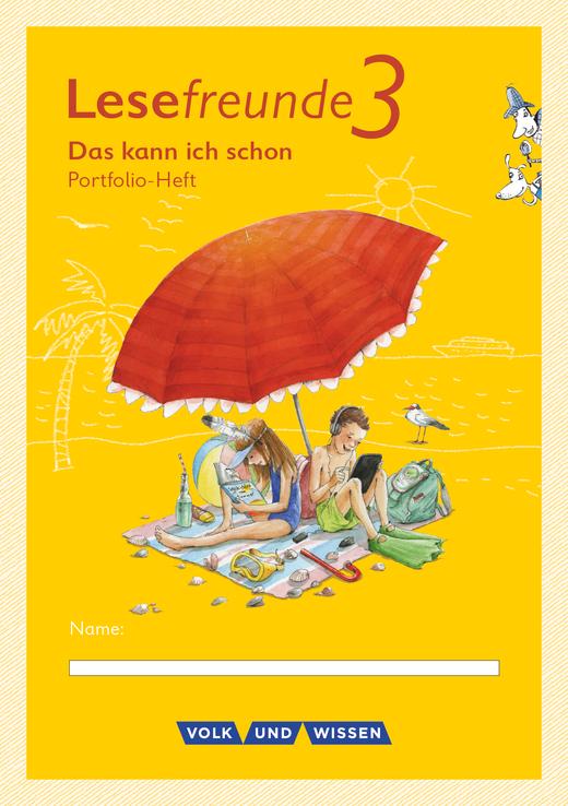 Lesefreunde - Lernentwicklungsheft - 3. Schuljahr
