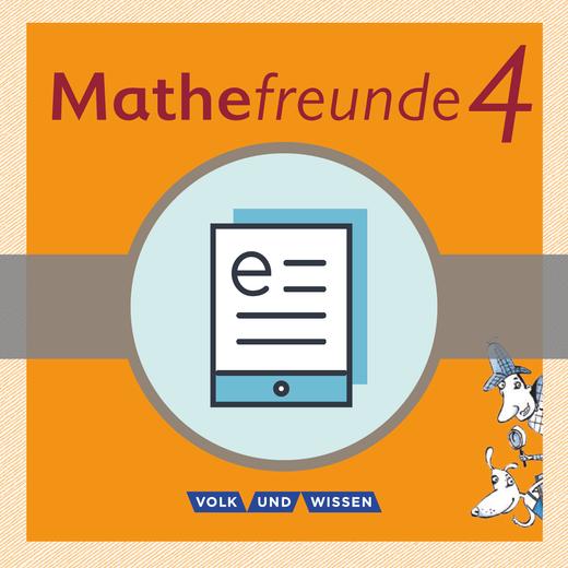 Mathefreunde - Schülerbuch als E-Book - 4. Schuljahr