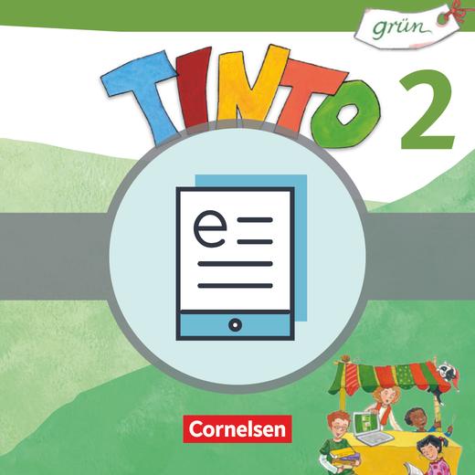 Tinto Sprachlesebuch 2-4 - Basisbuch als E-Book - 2. Schuljahr: Grüne JÜL-Ausgabe