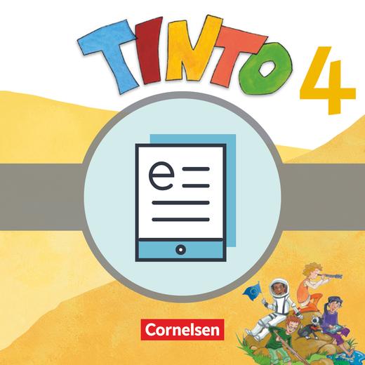 Tinto Sprachlesebuch 2-4 - Basisbuch als E-Book - 4. Schuljahr