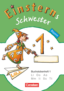 Einsterns Schwester - Erstlesen - Bayern