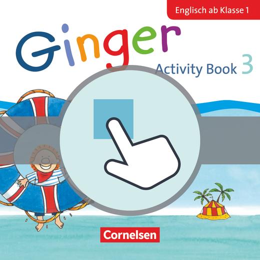 Ginger - Pupil's Book als E-Book - 3. Schuljahr