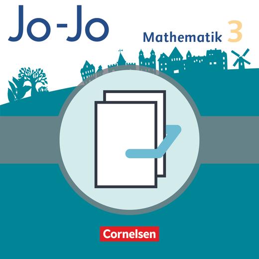 Jo-Jo Mathematik - Handreichungen für den Unterricht, Kopiervorlagen mit CD-ROM - 3. Schuljahr