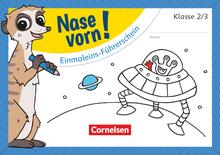 Nase vorn! - 1x1 Führerschein - Übungsheft - 2./3. Schuljahr