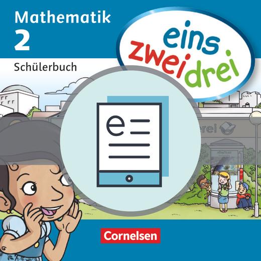 eins-zwei-drei - Schülerbuch als E-Book - 2. Schuljahr