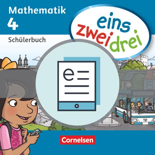eins-zwei-drei - Schülerbuch als E-Book - 4. Schuljahr