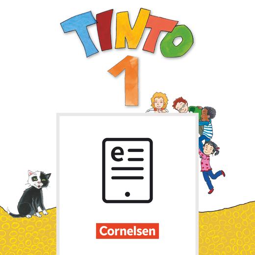 Tinto 1 - Erstlesebuch als E-Book - 1. Schuljahr