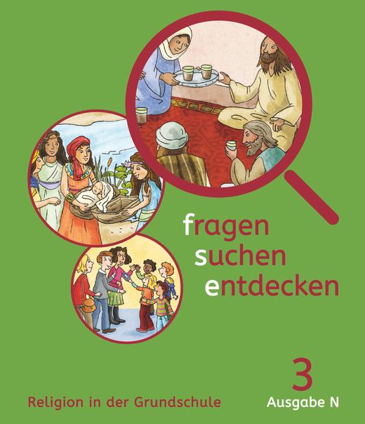 Fragen-suchen-entdecken - Schülerbuch - 3. Schuljahr