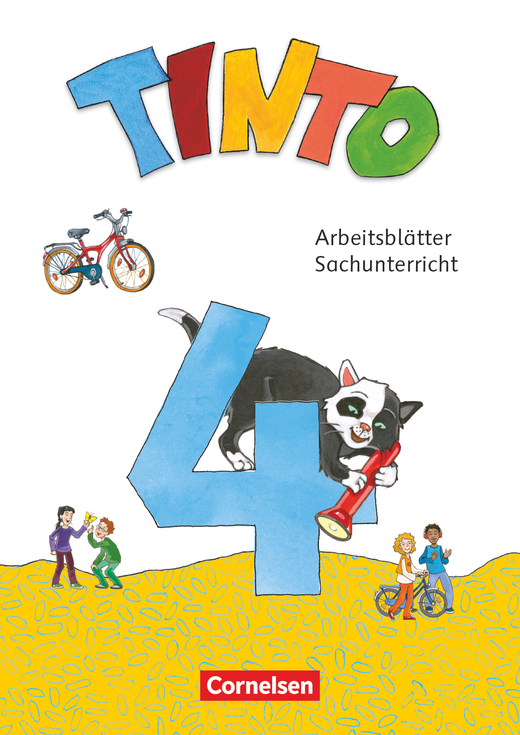 Tinto Sachunterricht - Arbeitsblätter - 4. Schuljahr