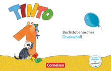 Tinto 1 - Buchstabenordner Druckschrift - 1. Schuljahr