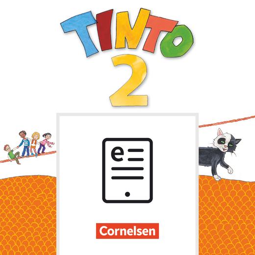 Tinto Sprachlesebuch 2-4 - Basisbuch Sprache und Lesen als E-Book - 2. Schuljahr