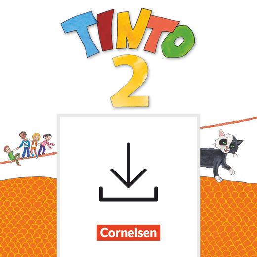 Tinto Sprachlesebuch 2-4 - Lösungen zum Arbeitsheft Sprache und Lesen als Download - 2. Schuljahr