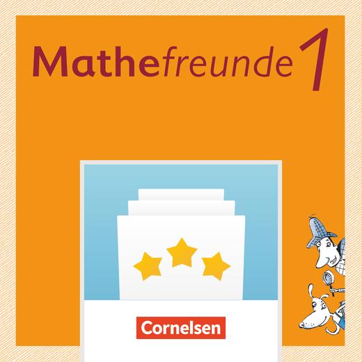 Mathefreunde - GrundschulTrainer-App - 1. Schuljahr