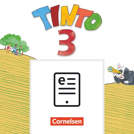Tinto Sprachlesebuch 2-4 - Basisbuch Sprache und Lesen als E-Book - 3. Schuljahr