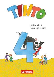 Tinto Sprachlesebuch 2-4 - Arbeitsheft Sprache und Lesen - 4. Schuljahr