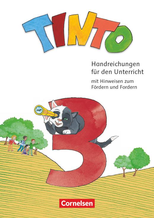 Tinto Sprachlesebuch 2-4 - Handreichungen für den Unterricht - 3. Schuljahr