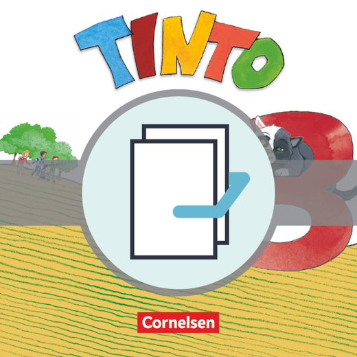 Tinto Sprachlesebuch 2-4 - Handreichungen für den Unterricht und Kopiervorlagen mit CD-ROM - 3. Schuljahr