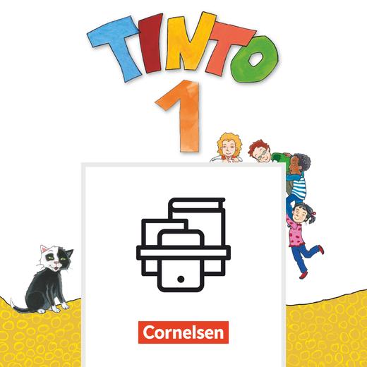 Tinto 1 - Buchstabenkurs Druckschrift und Arbeitsheft Schreiben/Lesen im Paket - 1. Schuljahr