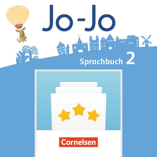 Jo-Jo Sprachbuch - GrundschulTrainer-App - 2. Schuljahr
