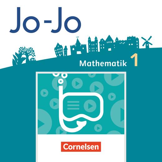 Jo-Jo Mathematik - BuchTaucher-App - 1. Schuljahr