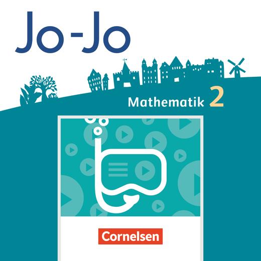 Jo-Jo Mathematik - BuchTaucher-App - 2. Schuljahr