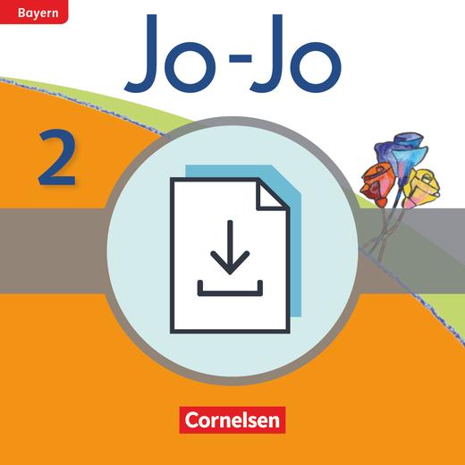 Jo-Jo Lesebuch - Lösungen zum Förderheft als Download - 2. Jahrgangsstufe