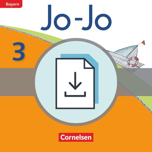 Jo-Jo Lesebuch - Lösungen zum Förderheft als Download - 3. Jahrgangsstufe