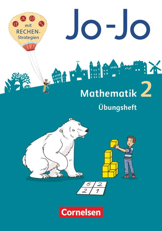 Jo-Jo Mathematik - Übungsheft - 2. Schuljahr