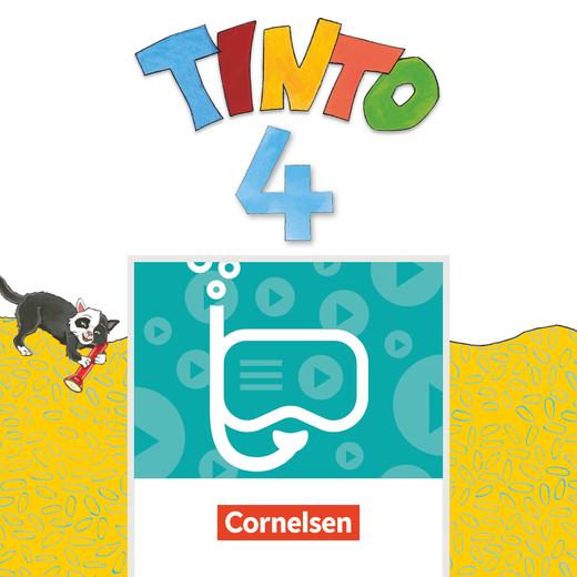 Tinto Sprachlesebuch 2-4 - BuchTaucher-App - 4. Schuljahr