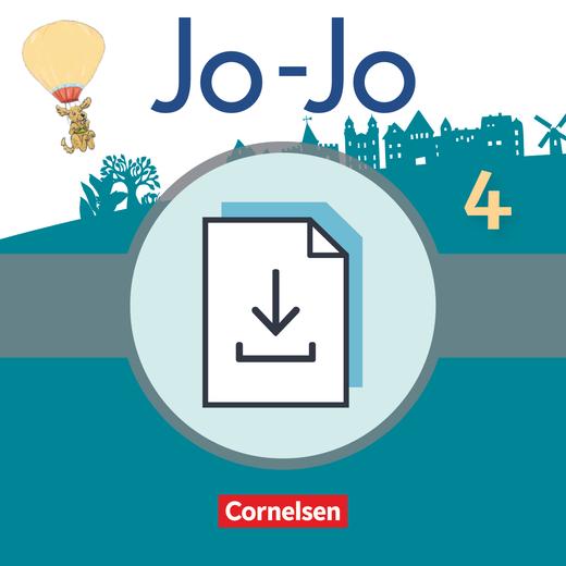 Jo-Jo Mathematik - Lösungen zum Übungsheft als Download - 4. Schuljahr