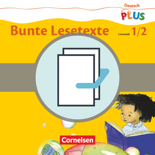 Deutsch plus - Grundschule - Lesehefte Stufe 1 und 2 im Paket