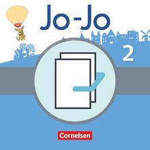 Jo-Jo Sprachbuch - Sprachbuch zum Hineinschreiben - 2. Schuljahr