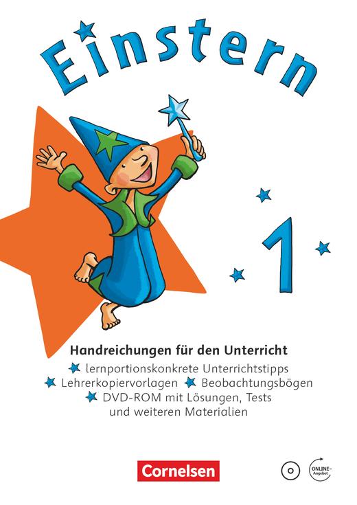 Einstern - Handreichungen für den Unterricht mit CD-ROM - Band 1