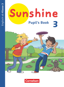 Sunshine - Pupil's Book - 3. Schuljahr