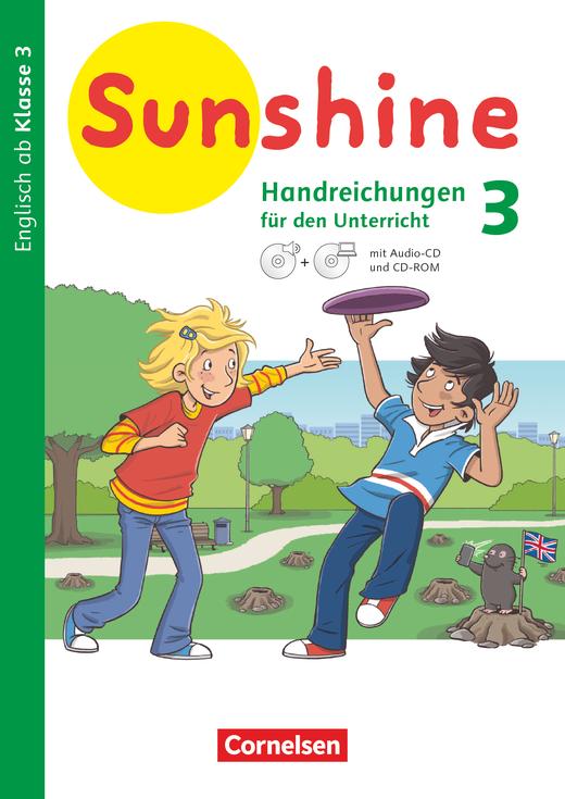 Sunshine - Handreichungen für den Unterricht - 3. Schuljahr