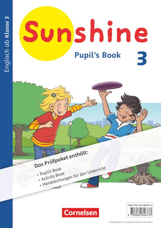 Sunshine - Produktpaket - 3. Schuljahr